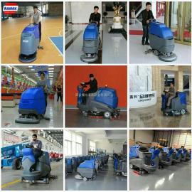 全自动洗地机配件 陕西西安电瓶洗地机清洁设备配件厂家