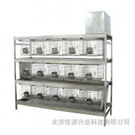 青海省RS-15不锈钢冲洗式实验兔笼