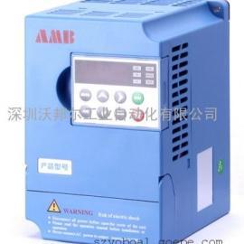 【AMB/安邦信 220V 单相4KW变频器AMB100-4R0G-S3】
