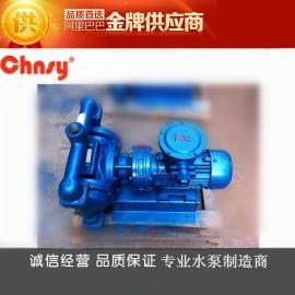 优质304不锈钢隔膜泵供应商:DBY-65不锈钢耐腐蚀电动隔膜泵