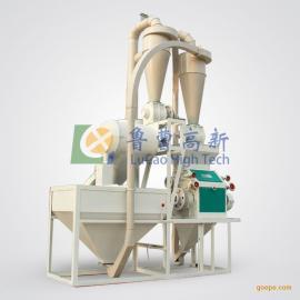 小型全自动家用玉米磨面机 玉米粉加工设备