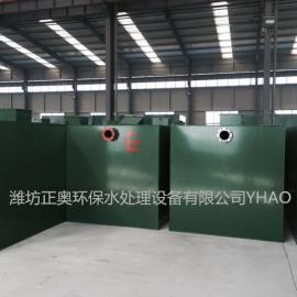YHAO太原地埋式污水处理设备全自动化