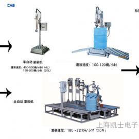 出口品质油墨灌装机胶黏剂灌装机涂料灌装机上海灌装厂家直销