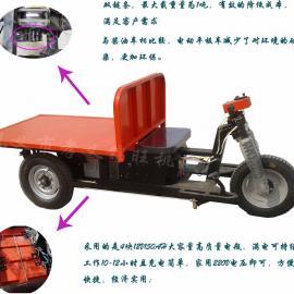重庆市48V150AH电动平板车价格低,优点多
