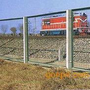 铁路防护网|铁路护栏网|铁路防护栅栏|推荐安平百瑞护栏网