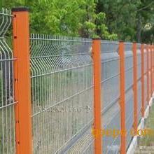 出口桃型柱护栏网桃型柱栅栏桃型柱栅栏安平百瑞
