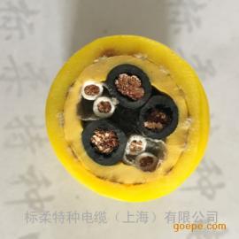 柔性卷筒电缆,聚氨酯卷筒电缆上海标柔专业制造
