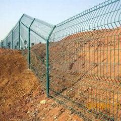 现货护栏网 框架护栏网 双边围栏网 安平百瑞金属制品供应