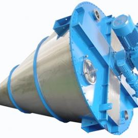 混合搅拌设备厂商:夹套型混合机 立式锥形双螺旋混合机VZH-A/B
