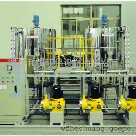 磷酸盐加药装置的计量泵的选型-潍坊和创环保设备