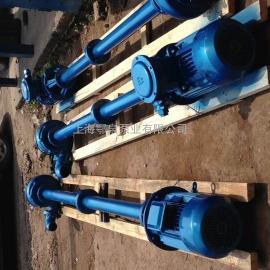 NL立式污水泥浆泵
