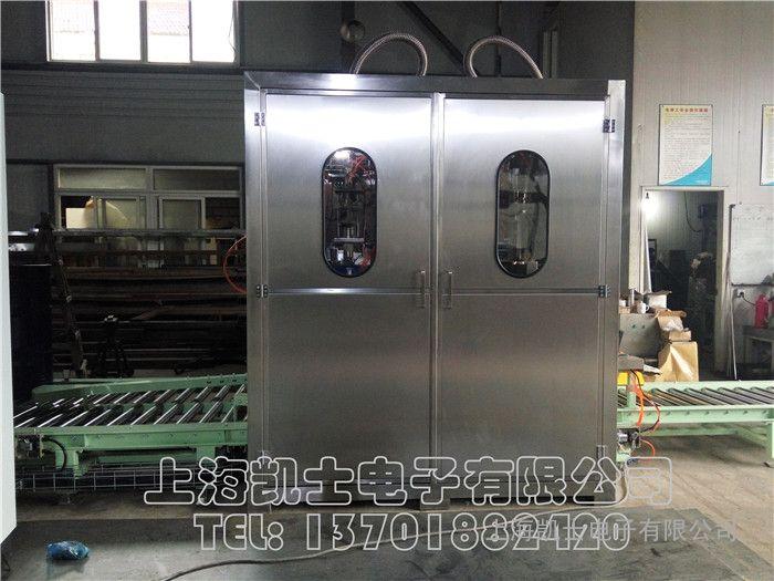 200升液体灌装机 双工位上海自动灌装机【韩国凯士】