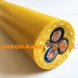 矿机电缆 矿用铲运机卷筒电缆