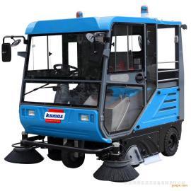 清扫车|道路路面清扫车|电动电瓶式全自动地面清扫设备