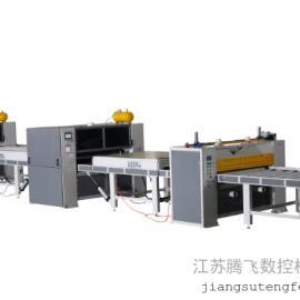 浙江铝塑板复合生产线,铝木纤维板复合生产线,复合设备厂家