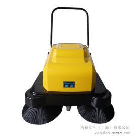 物业公司用手推式扫地机|依晨手推式扫地机YZ-10100