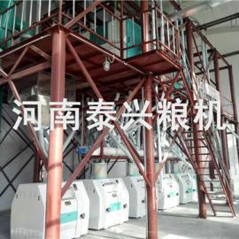面粉加工�O��-小��制粉�C器,面粉加工�C�M