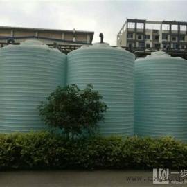 10吨原水箱 环保工程pe原水箱
