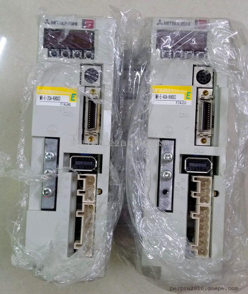 深圳广州东莞三菱伺服器维修 三菱数控机床伺服控制器图片
