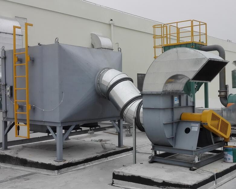制药厂废气处理设备|制药厂废气处理-蓝阳环保设备厂