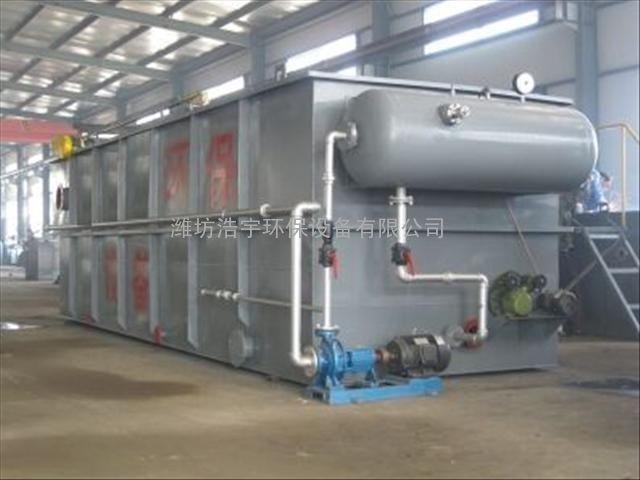 豆制品厂污水处理设备丨豆腐厂污水处理设备
