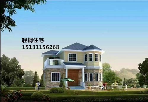 结构 石家庄威正恒轻钢彩板有限公司 产品展示 轻钢别墅 >> 淄博,临沂