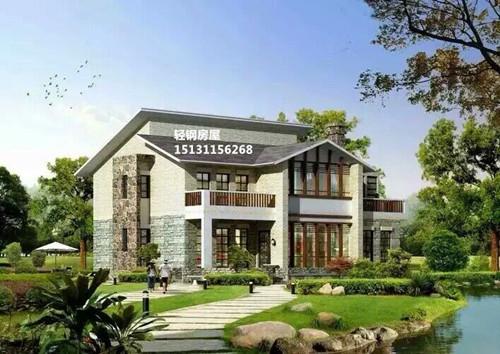 淄博,临沂,威海,青岛轻钢别墅设计使用年限