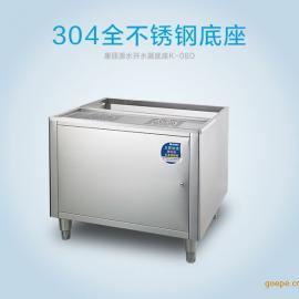 康丽源开水器底座 饮水机不锈钢支架 开水机过滤底座 K-08D