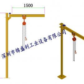 东莞模具吊架,东莞注塑机吊架,东莞塘厦模具维修吊模架