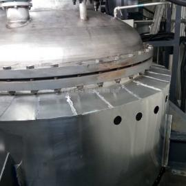 京津冀反应釜环保加热器 煤改电反应罐节能改造森淼值得信赖