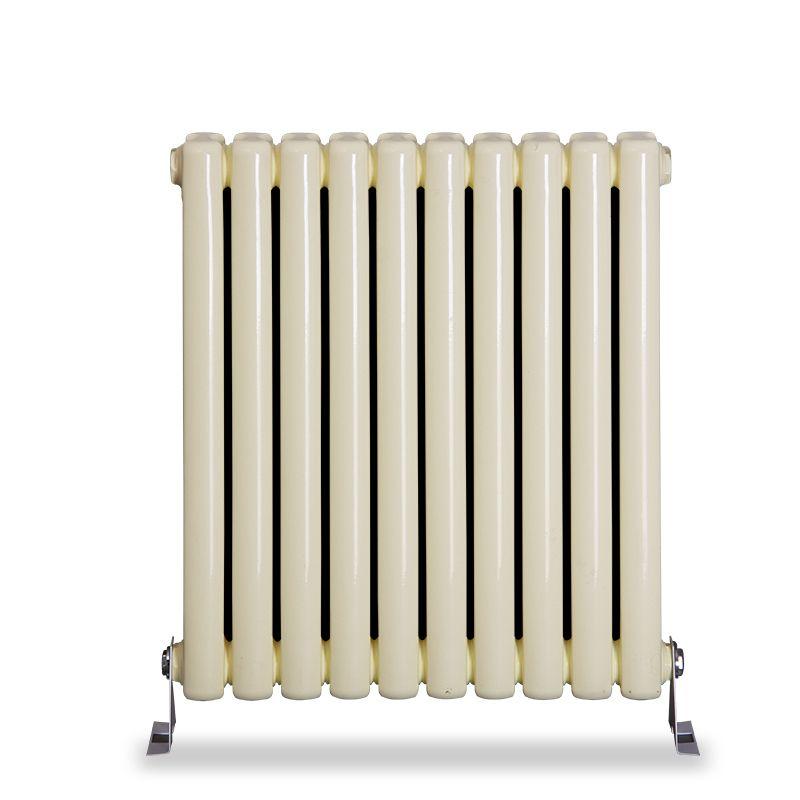 暖气片散热器 钢二柱散热器暖气片直供