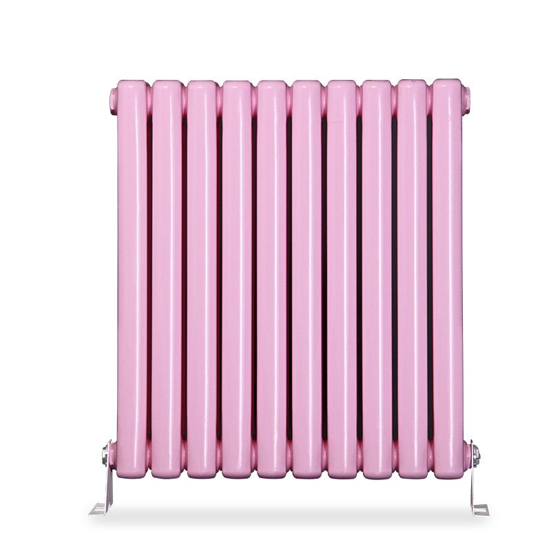 钢制柱形暖气片 GZ206 钢二柱散热器暖气片