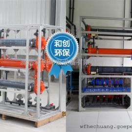 井水消毒设备次氯酸钠发生器装置/电解盐次氯酸钠发生器