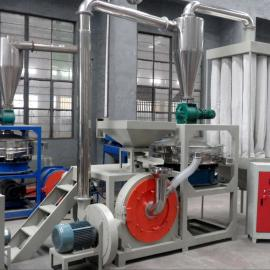 塑料磨粉机-PVC超细磨粉机