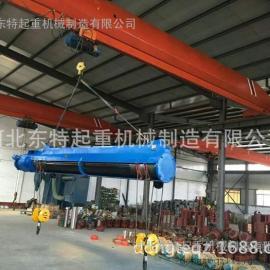 单双钩钢丝绳电动葫芦/1吨2吨钢丝绳电动葫芦供应