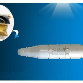 10KV高压安全玻璃导线中央起始灌胶防水防爆保养接线盒