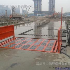 深圳建筑洗车台