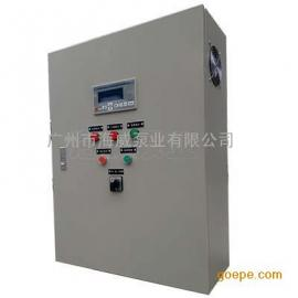 增压泵变频电控箱恒压泵变频控制箱 变频控制柜1.5kw三相电压电箱