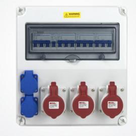 电开水炉插座箱