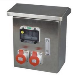 不锈钢工业插头插座基业箱 工业配电柜