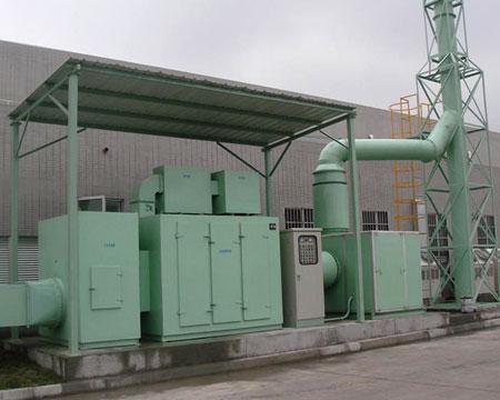 喷漆厂废气处理设备|喷漆厂废气处理-可加工定制