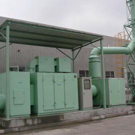 塑料厂废气处理 塑料厂废气处理设备 包环保验收合格
