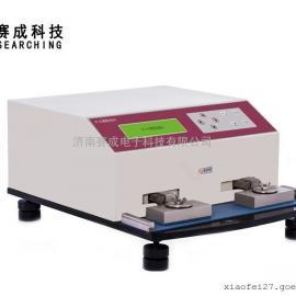 啤酒商标印刷油墨磨擦检测仪器