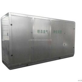 喷漆废气UV光解一体化处理装置