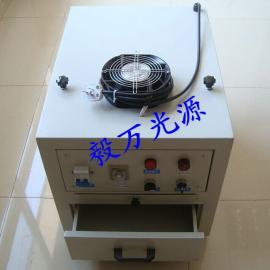 厂家直销抽屉式UV固化箱 箱体式紫外线烤箱UV胶水固化箱