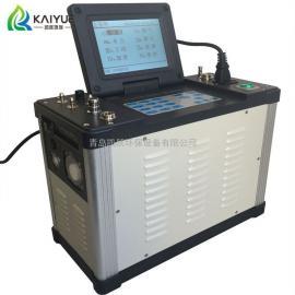 氮氧化物二氧化硫便携式烟尘烟气分析仪
