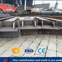 焊接声屏障立柱