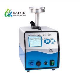智能数显式JY-120F(G)空气氟化物采样器