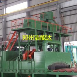 厂家供应Q482悬链通过式抛丸机