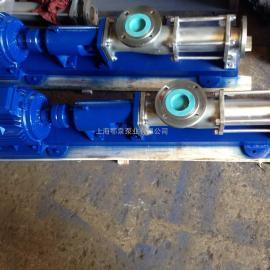 青岛G型单螺杆泵